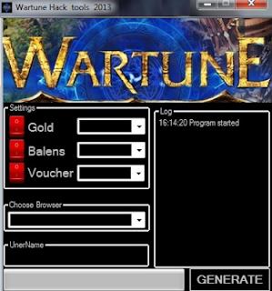 Wartune Cheat Engine Hack