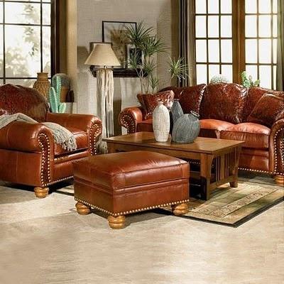 Juegos de sala de cuero c mo arreglar los muebles en una for Muebles de sala de cuero