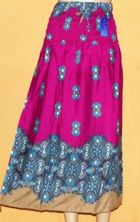 Rok Muslimah Bahan Katun RM274