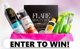 Flare Beauty Box Giveaway, click below to enter!