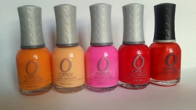 culori orly