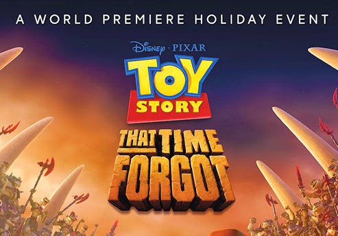 Toy Story That Time Forgot: First Look