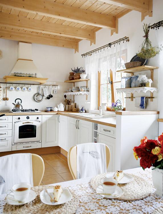 Vicky 39 s home casa de campo en polonia cottage in poland for Casas de campo interiores
