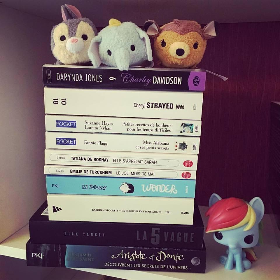 Mes 10 livres favoris de 2015