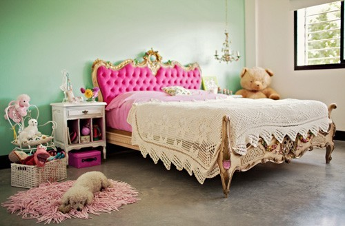 Ohgraciepie cutest room ever - Camas estilo vintage ...