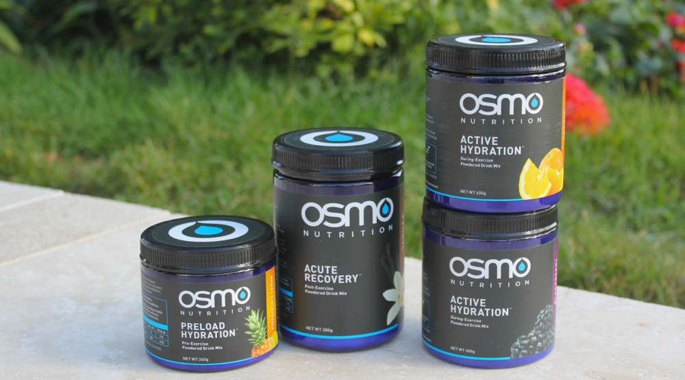 OSMO-Nutrition-Range
