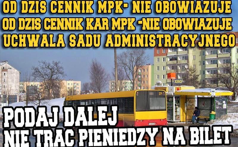 Darmowa Komunikacja Miejska w Kielcach