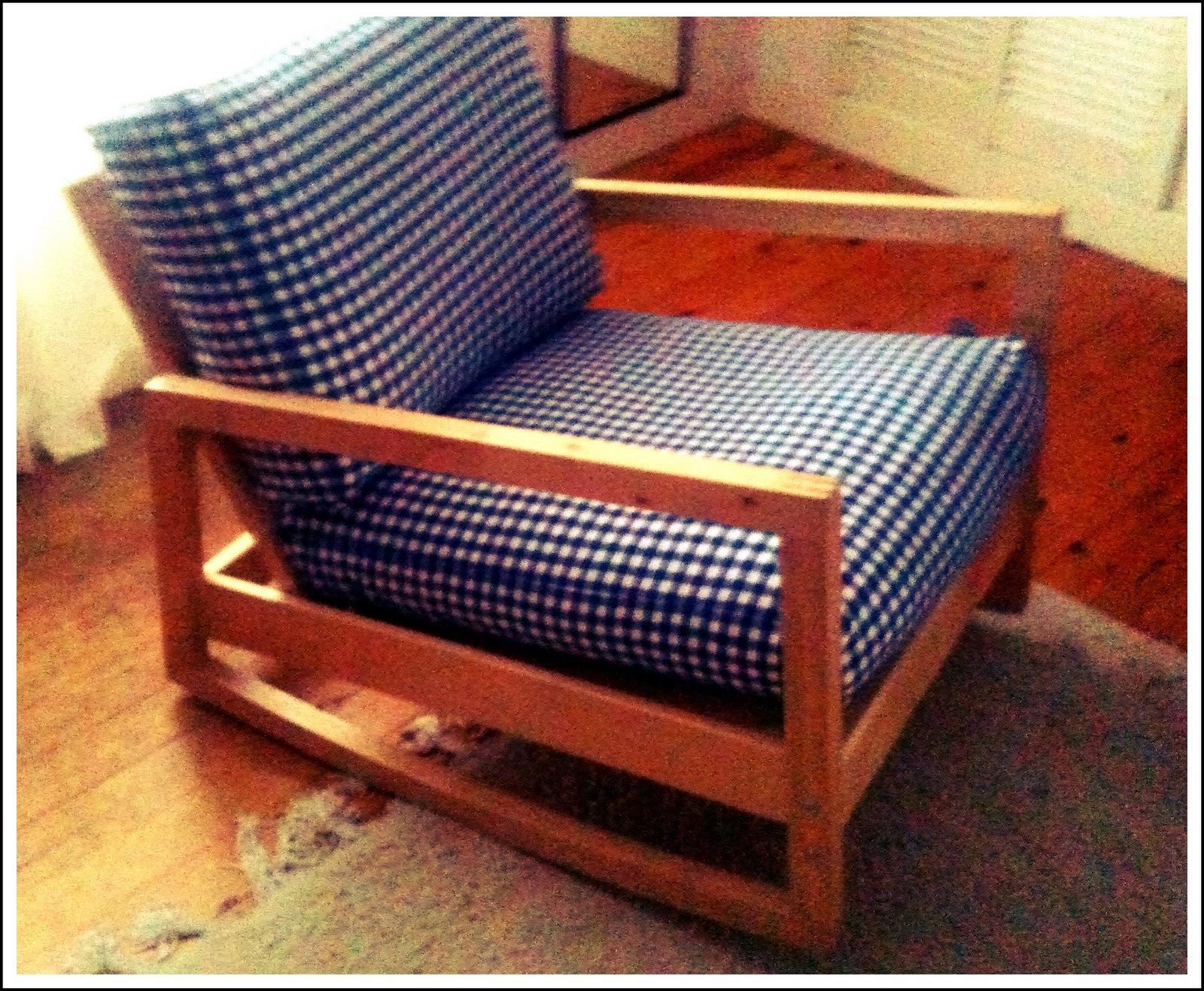 Ikea Lillberg Chair Cover MirreLissa