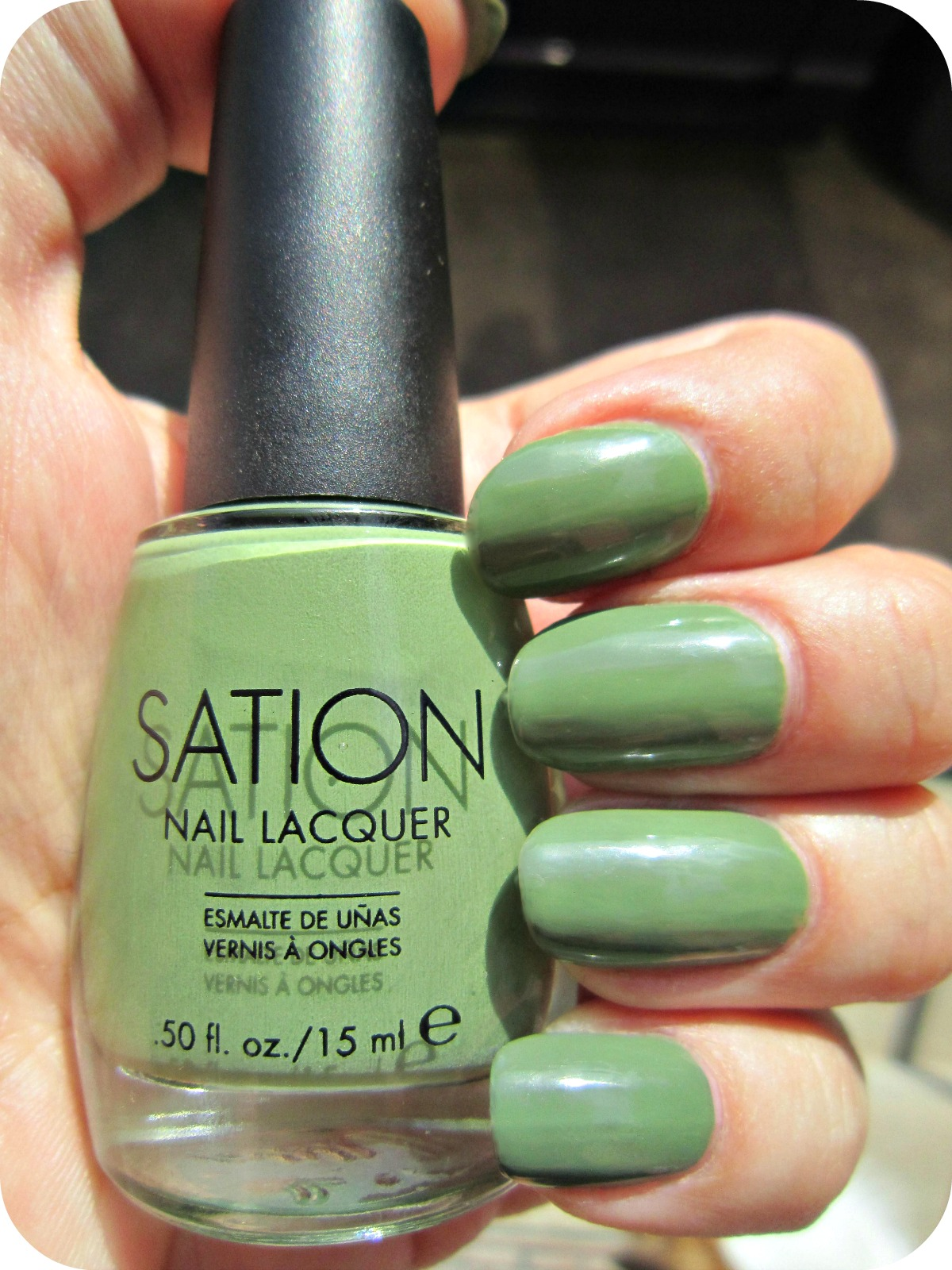Concrete and Nail Polish: Sation Weed Out The Wimps & Nails Inspired ...