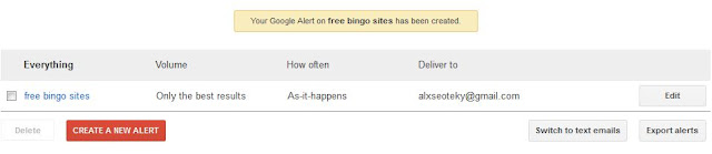 Manage-Google-alerts