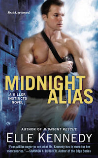 Guest Review: Midnight Alias by Elle Kennedy