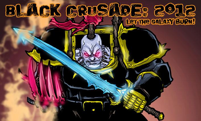 Black Crusade 2012 Deutschland
