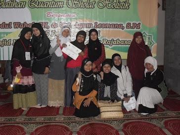 ukhuwah with akhwat alif community