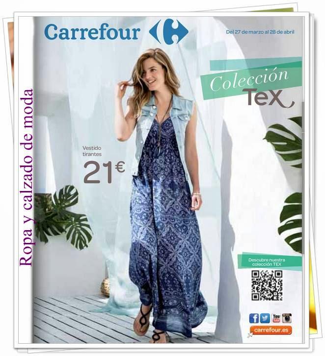 Catalogo Carrefour Coleccion Tex 2015