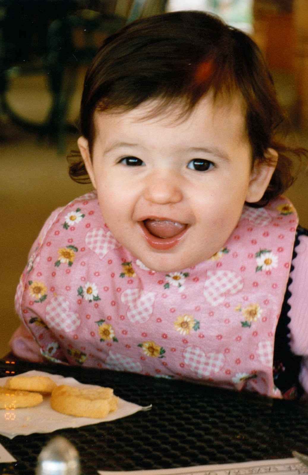 Happy Birthday 1 Year Old Girl Photo