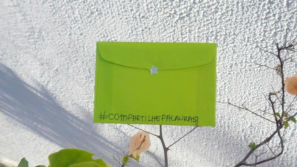 #CompartilhePalavras
