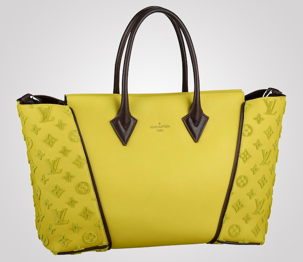 Louis Vuitton monogram tuffetage