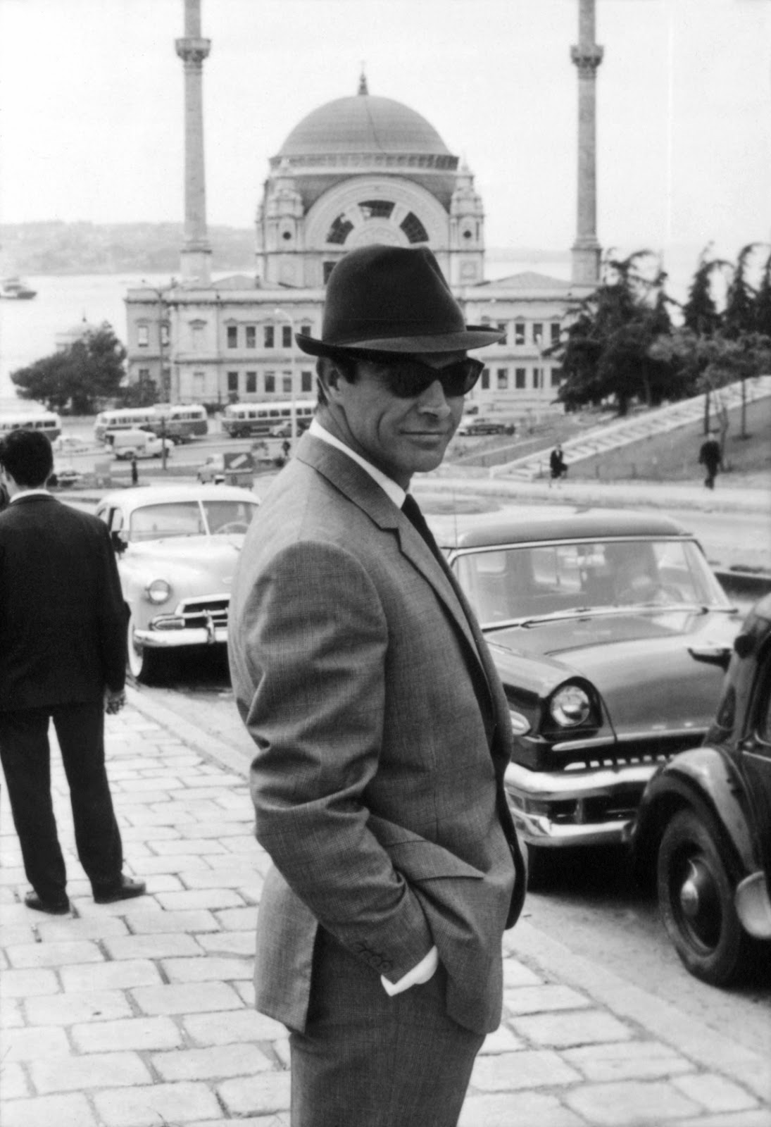 50 Years Of 007. From Russia With Love. Photoset. | New Film Chronicle ...