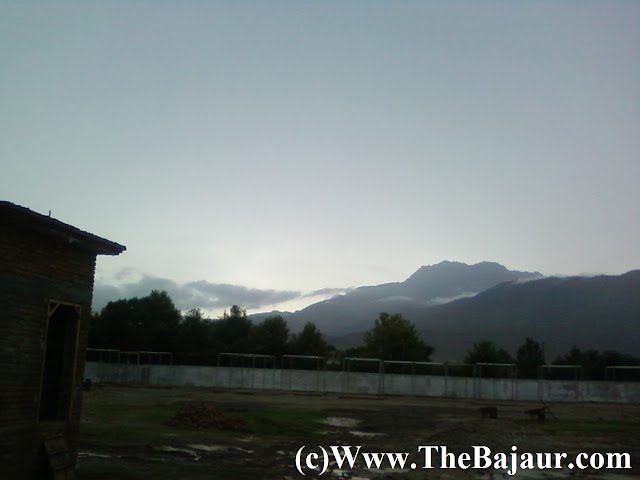 Bajaur in Rainy Mode