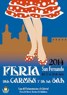 FERIA DEL CARMEN Y DE LA SAL -  SAN FERNANDO 2014