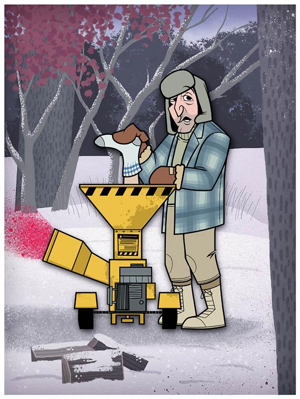 Clássicos do Cinema por Justin White - Fargo - Joel e Ethan Coen