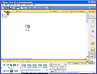 Simulasi Jaringan Komputer
