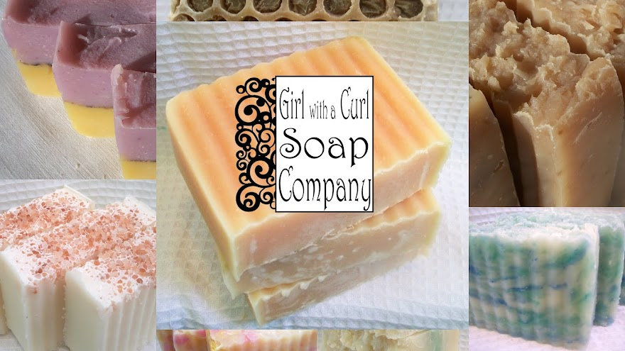 Girl With A Curl Soap Company