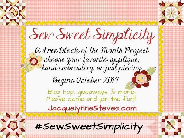 Sew Sweet Simplicity Image Three