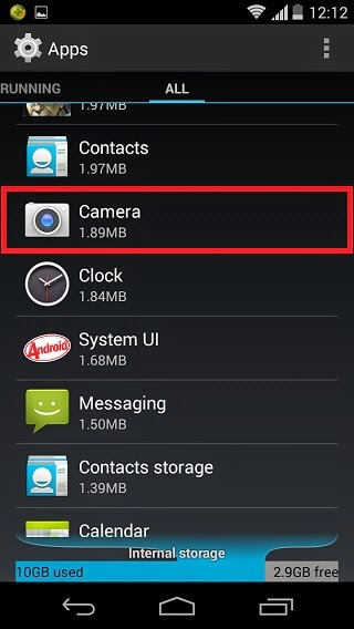 Mobile Phone: How to fix Camera Error Can't Connect to ...