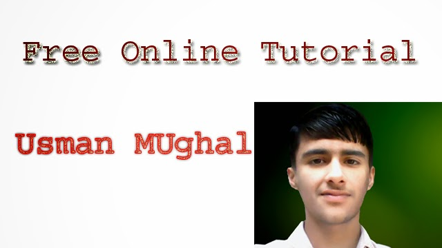 Free Download Software and Tutorial In Urdu and Hindi Usman Shoukat
