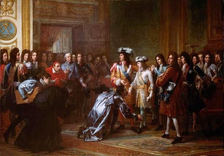 Proclamación de Felipe V