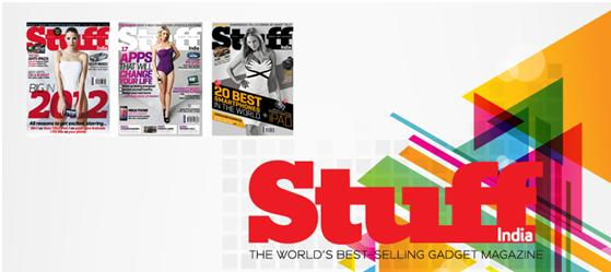 Free Copy of Stuff Magazine