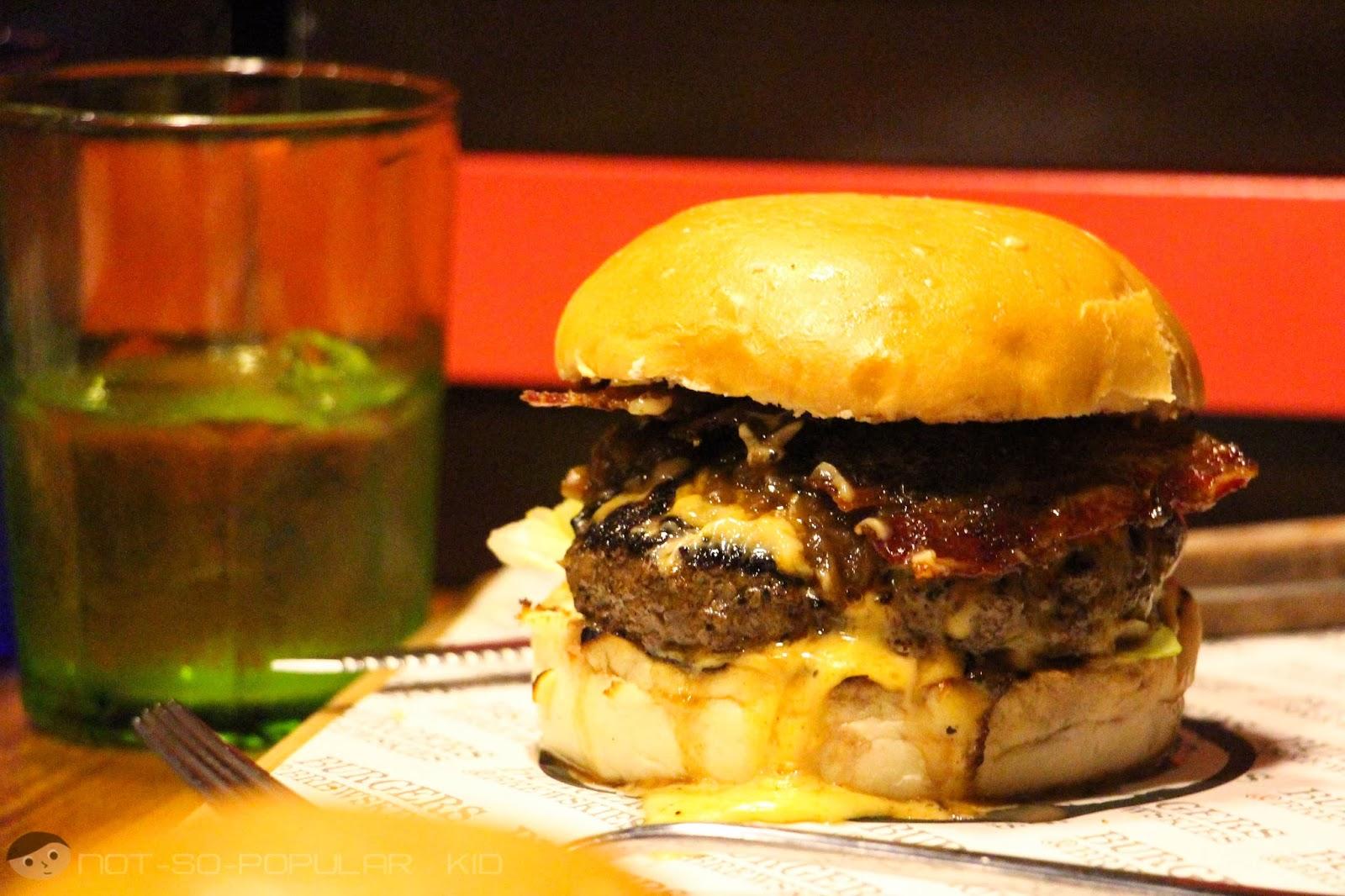 The Kandi Burger of Burgers and Brewskies