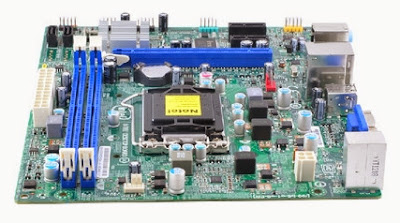 Intel DH61HO motherboard images