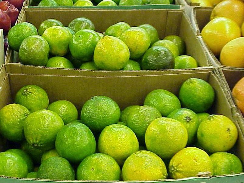 Schil citroen eetbaar