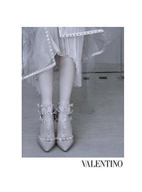 Valentino spring 2013 ad campaign
