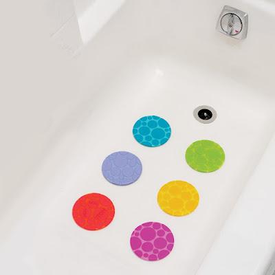Seguridad en el baño. Antideslizante