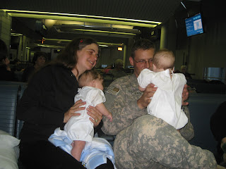 Injured Michigan Soldiers Homecoming
