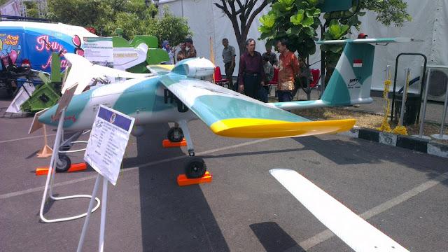 UAV Buatan BPPT Diminati Militer dan Perusahaan Swasta