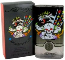 Born Wild for Man by Ed Hardy