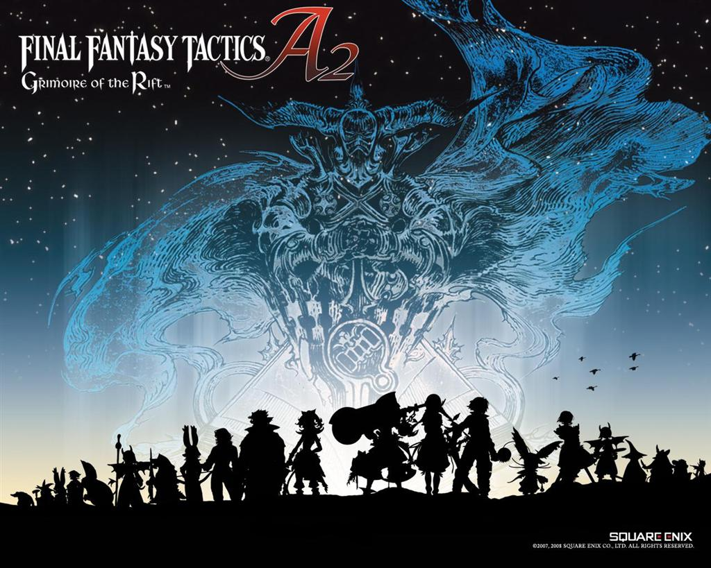 Final Fantasy HD & Widescreen Wallpaper 0.359666515334513