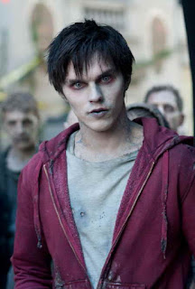 Nicholas Hoult in Warm Bodies, a quick review