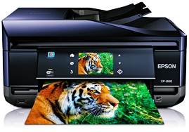 Epson Premium XP 800 Driver And Review