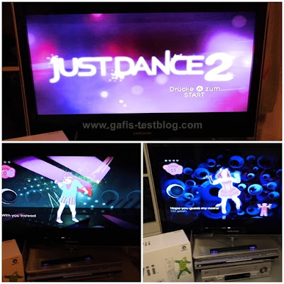 Wii-Just Dance 2
