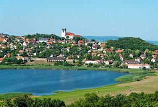 Danau Balaton di Transdanubia