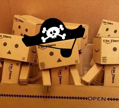 Empresas piratas son mas comunes de lo que cree