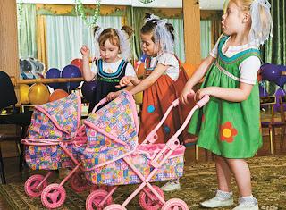 воспитание дошкольников детский садик Островок