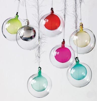 Bulb Ornaments