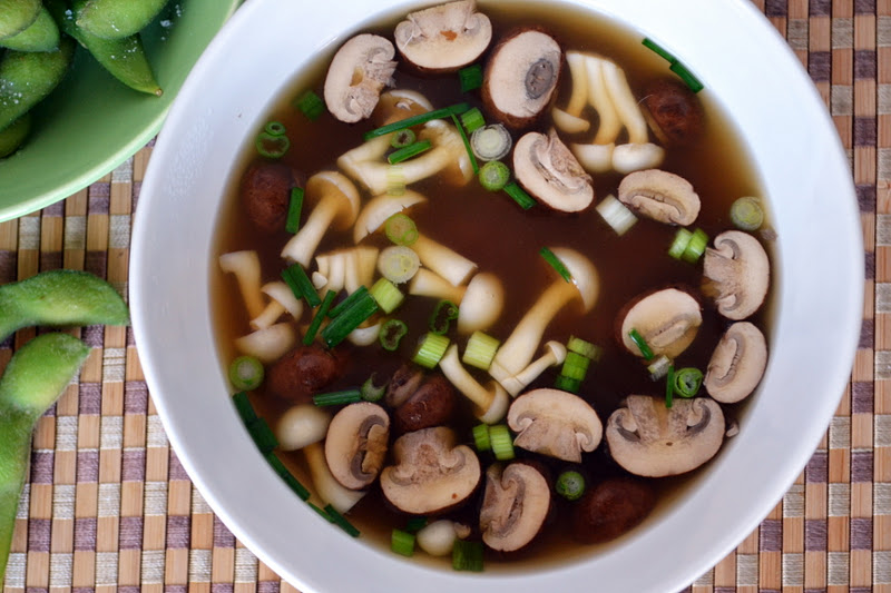 Miso Soup - The View from Great Island
