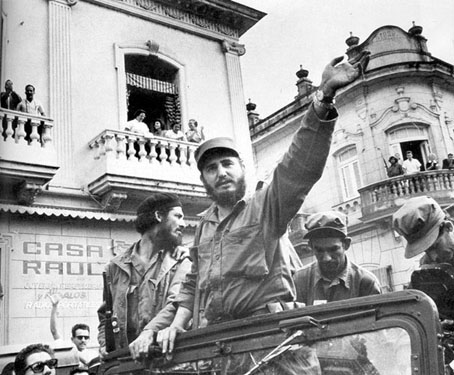 Fidel Castro homenaje a un grande de la modernidad